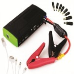13600 mAh Li-Ion Laptop Charger + Car Jump Starter