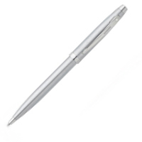 Brushed Chrome Nickel Plated Trim Ballpoint