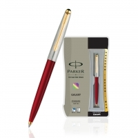 Parker Galaxy Std GT Ball Pen Red1