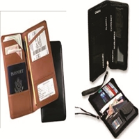 Passport & Cheque Book Holders