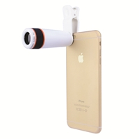 Universal Clip on Telescope for Smartphones 8x