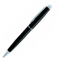 Waterman Hemisphere Mars Black CT BP Pen