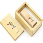 Wooden Pendrive Pendrive